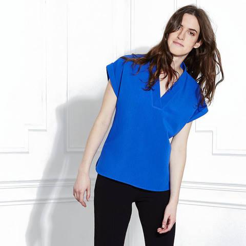 Télécharger Blouse Hello - Patron couture - Femmes taille 34 à 46 tout de suite sur Makerist