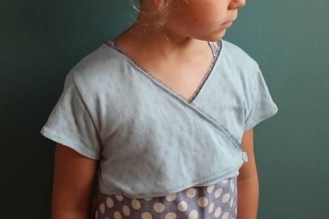 SUMMER Bolero Jäckchen für Mädchen Gr. 86-152 bei Makerist sofort runterladen