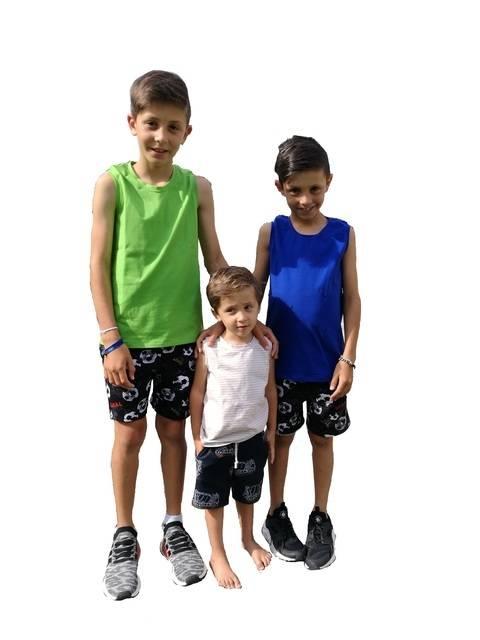 Ventesima Pantaloni Bambini Grösse 74 - 164 Stoffherz bei Makerist sofort runterladen