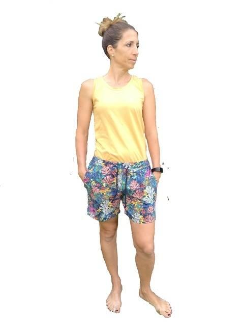 Ventesima Pantaloni Donna Grösse S - XL Stoffherz bei Makerist sofort runterladen