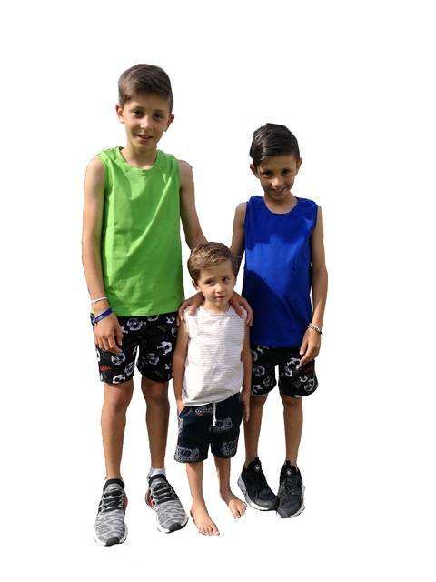 Ventesima Top Bambini Grösse 74 - 164 Stoffherz bei Makerist sofort runterladen
