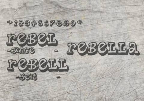 """Rebel(l)a"" Plotterdatei bei Makerist sofort runterladen"