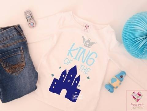 Plottdesign - King/Prince of the castle ♕ bei Makerist sofort runterladen