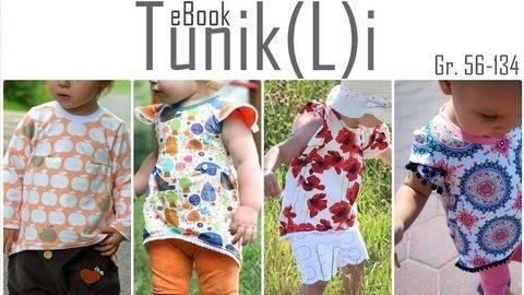 Tunik(L)i / Anleitung + Schnittmuster bei Makerist sofort runterladen