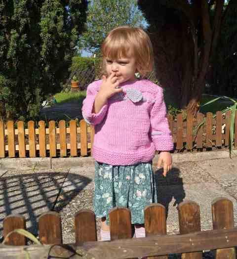 Kinderpulli unisize Herbstkollektion No.2 bei Makerist sofort runterladen