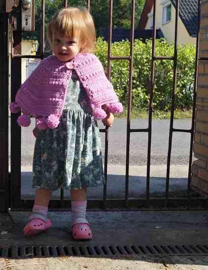 Kinderponcho  alle Größen Herbstkollektion No.1 - Häkelanleitungen bei Makerist sofort runterladen