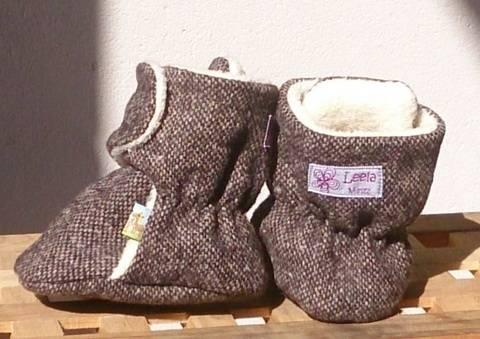 Ebook Babystiefel Knuffelchen Gr.12 bis 22 bei Makerist sofort runterladen