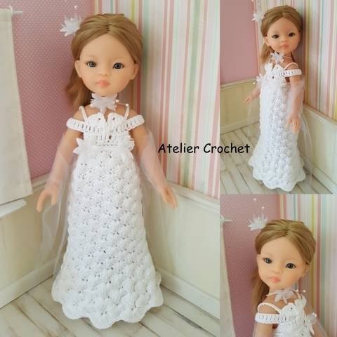 "Download ""Antonia"" crochet pattern for Paola Reina immediately at Makerist"