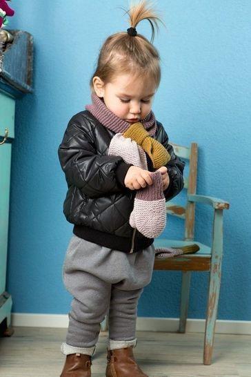LANG YARNS Cashmere Premium - Schal und Handschuhe - Strickanleitungen bei Makerist sofort runterladen