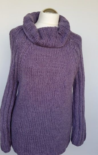 Strickpulli unisize Luxury Design No. 58 - Strickanleitungen bei Makerist sofort runterladen