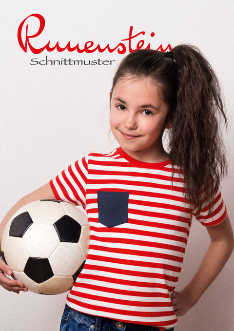 Viska Shirt 116-146 Schnittmuster & Anleitung bei Makerist sofort runterladen