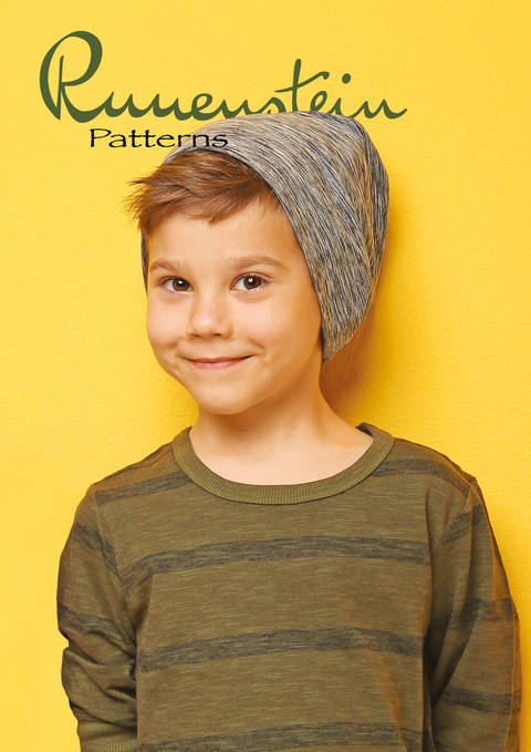Download Boys Beanie Hetta 86-116 Pattern & Instruction immediately at Makerist