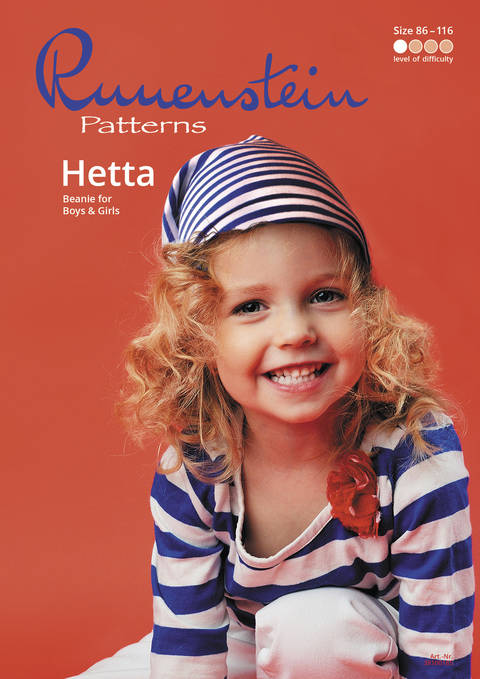 Download Girls Beanie Hetta 86-116 Pattern & Instruction immediately at Makerist