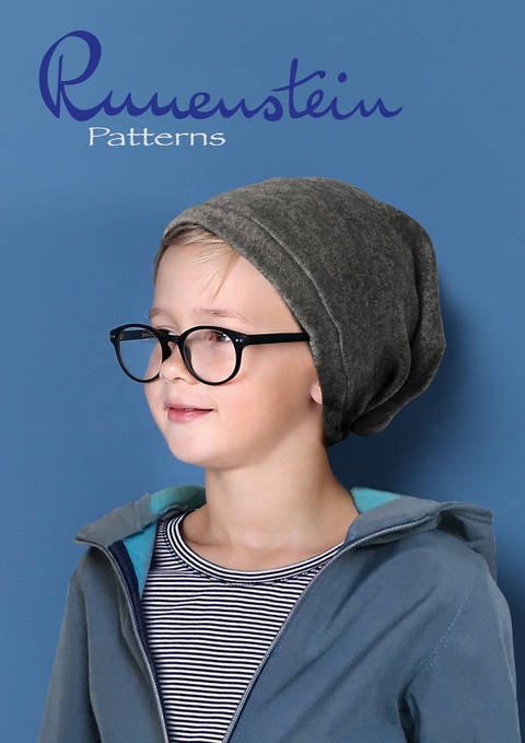 Download Boys Beanie Hetta 116-146 Pattern & Instruction immediately at Makerist