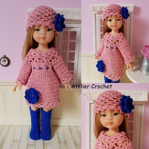 "Download ""Peppa"" crochet pattern for Paola Reina immediately at Makerist"