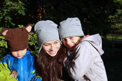Download WARM - Kids and Ladies Cap over the ears Sewing Pattern immediately at Makerist