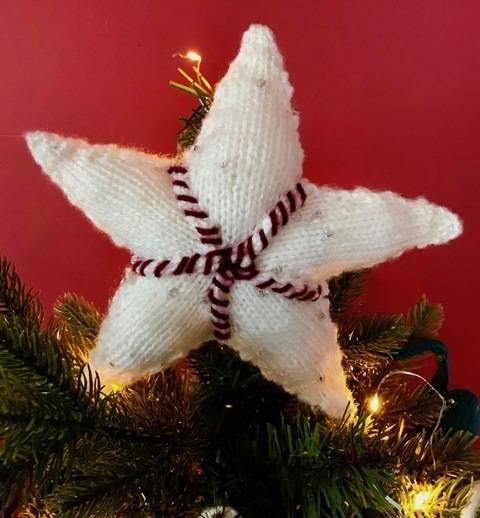 Download Christmas Star Tree Topper immediately at Makerist