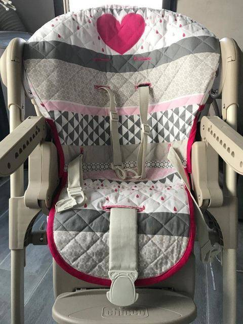 Download Tuto Chicco Polly Magic High Chair Cover immediately at Makerist