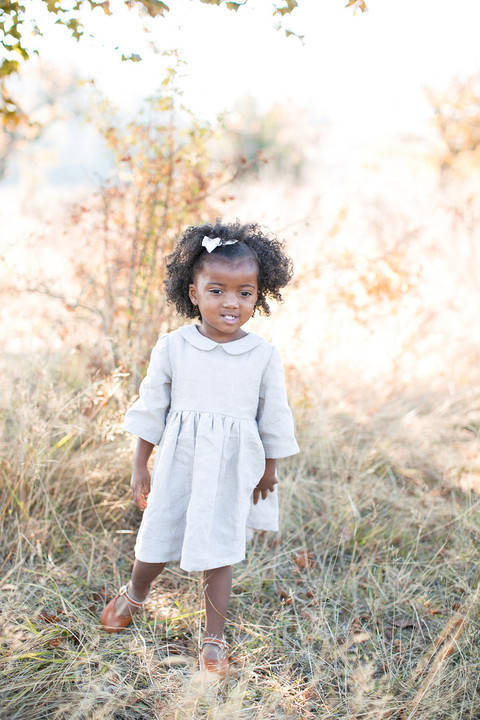 Download Smock Dress for babies and kids immediately at Makerist