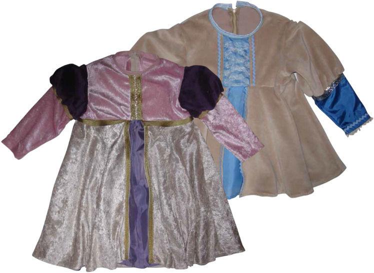 """""""Prinzessin"""", Gr.50-92 - Nähanleitungen bei Makerist sofort runterladen"""