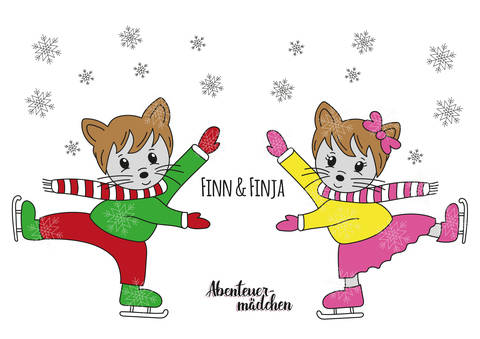 Maus Finn und Finja bei Makerist sofort runterladen
