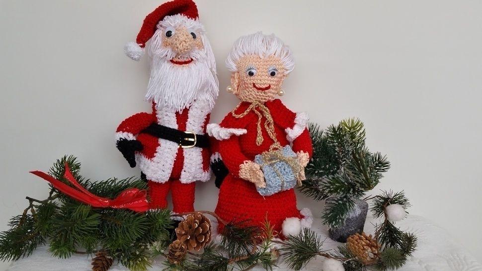 Häkelanleitung Christmas Edition Set No.1 - Häkelanleitungen bei Makerist sofort runterladen