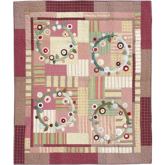 Download Round and Round Quilt Pattern immediately at Makerist