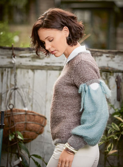 Damen-Pullover Tabea bei Makerist sofort runterladen