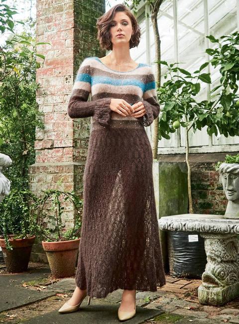 Damen-Kleid Madeline bei Makerist sofort runterladen