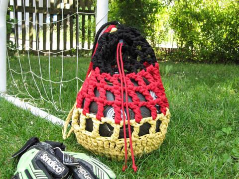 Ballnetz - Deutschland aus Textilgarn bei Makerist sofort runterladen
