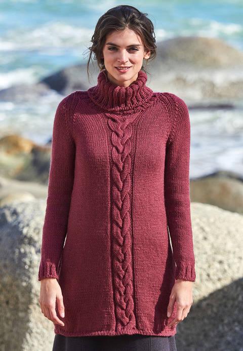 Damen-Pullover Isolde bei Makerist sofort runterladen