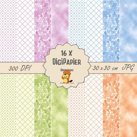DigiPapier Baby1 bei Makerist sofort runterladen