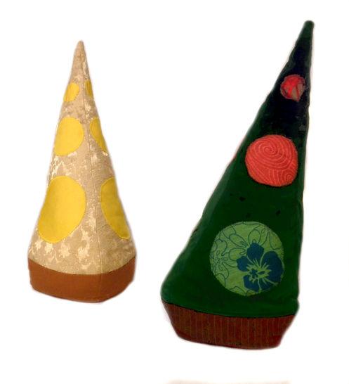 Design Weihnachtsbaum Ebook Nähanleitung Xmas Türstopper Kissen  - Nähanleitungen bei Makerist sofort runterladen