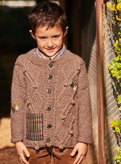 Kinder-Jacke Immanuel bei Makerist sofort runterladen