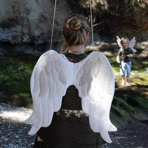 Download Angel Wings - Large immediately at Makerist
