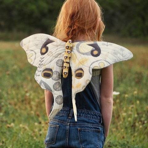 Download Luna Moth Wings - Large immediately at Makerist