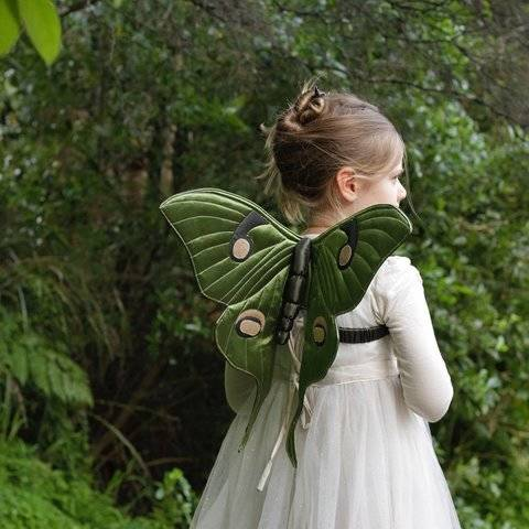 Download Luna Moth Wings - Small + Medium immediately at Makerist
