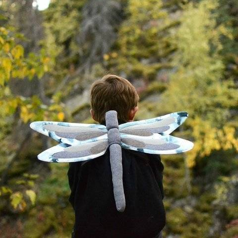 Download Dragonfly Wings - Small + Medium immediately at Makerist