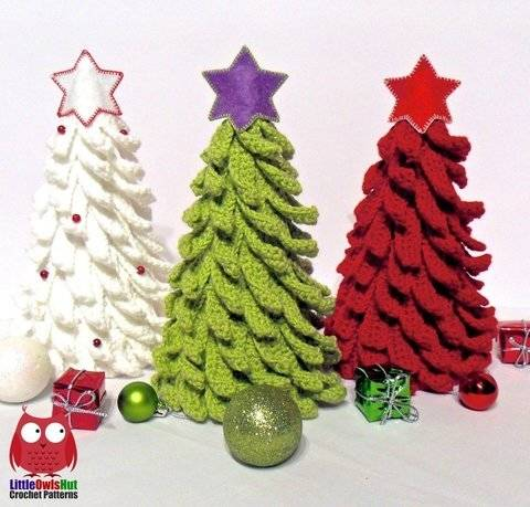 Download 001 Christmas Tree by Sharapova Me immediately at Makerist