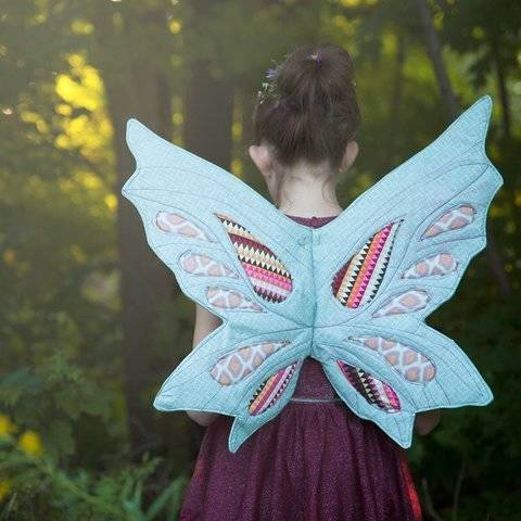 Download Woodland Sprite Wings - Large immediately at Makerist