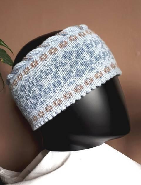 Télécharger Headband / Bandeau Riga tout de suite sur Makerist