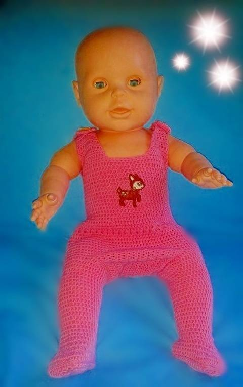 Download Baby oncie Size 2-3 month immediately at Makerist