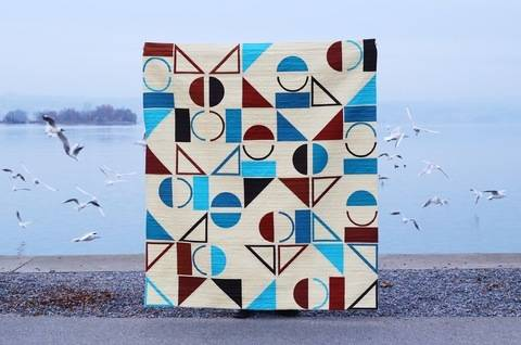 Download Lilli Modern Quilt Pattern immediately at Makerist