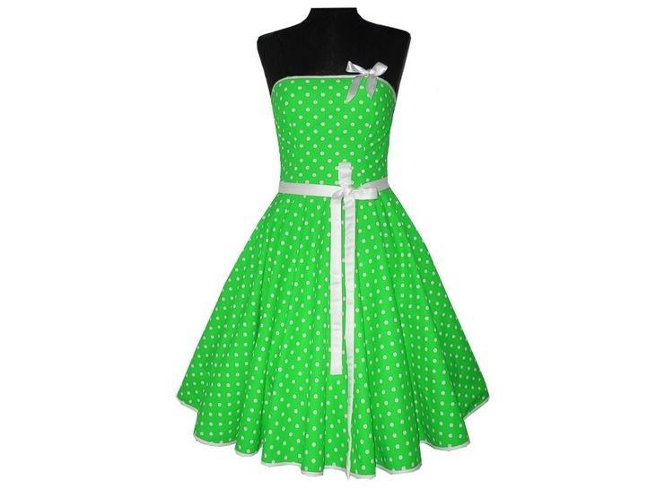 Sue: Petticoatkleid mit Taschen- Gr.34-44 +Bild Nähanleitung - Nähanleitungen bei Makerist sofort runterladen