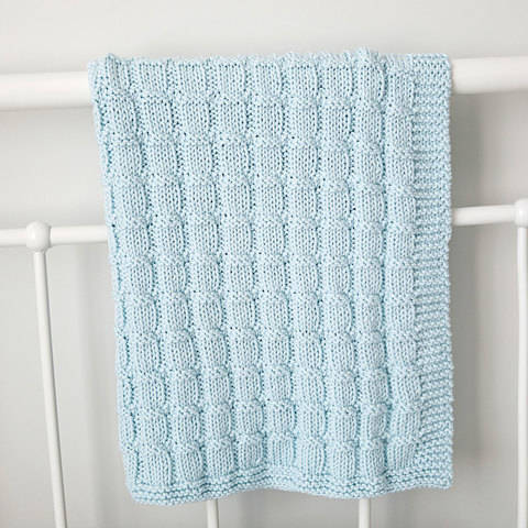 Download Snuggle Time Baby Blanket immediately at Makerist