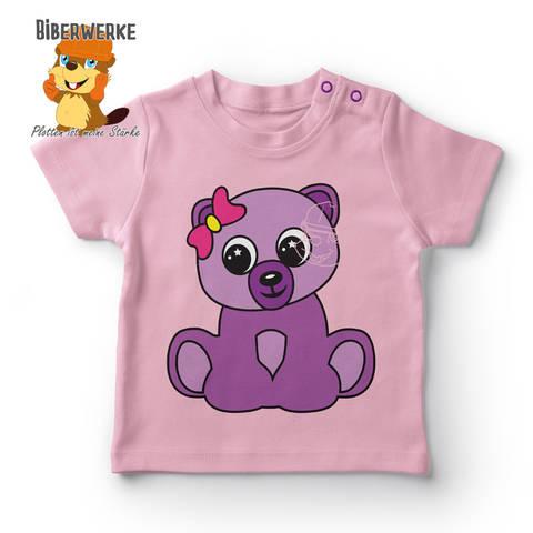 Teddybär mit Schleife bei Makerist sofort runterladen