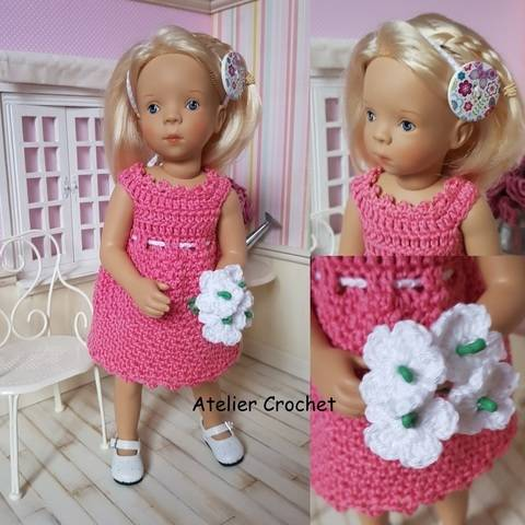 """Download """"Mothers's day"""" crochet pattern for Minouche immediately at Makerist"""