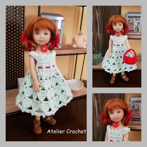 """Download """"Miss in bunches"""" crochet pattern for Heartstring Doll immediately at Makerist"""