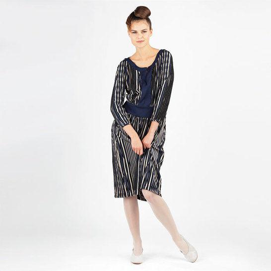 Schnittmuster und Nähanleitung Kleid Caroline - Nähanleitungen bei Makerist sofort runterladen