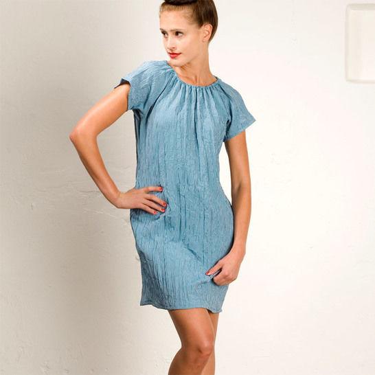 Schnittmuster und Nähanleitung Kleid Lucie - Nähanleitungen bei Makerist sofort runterladen